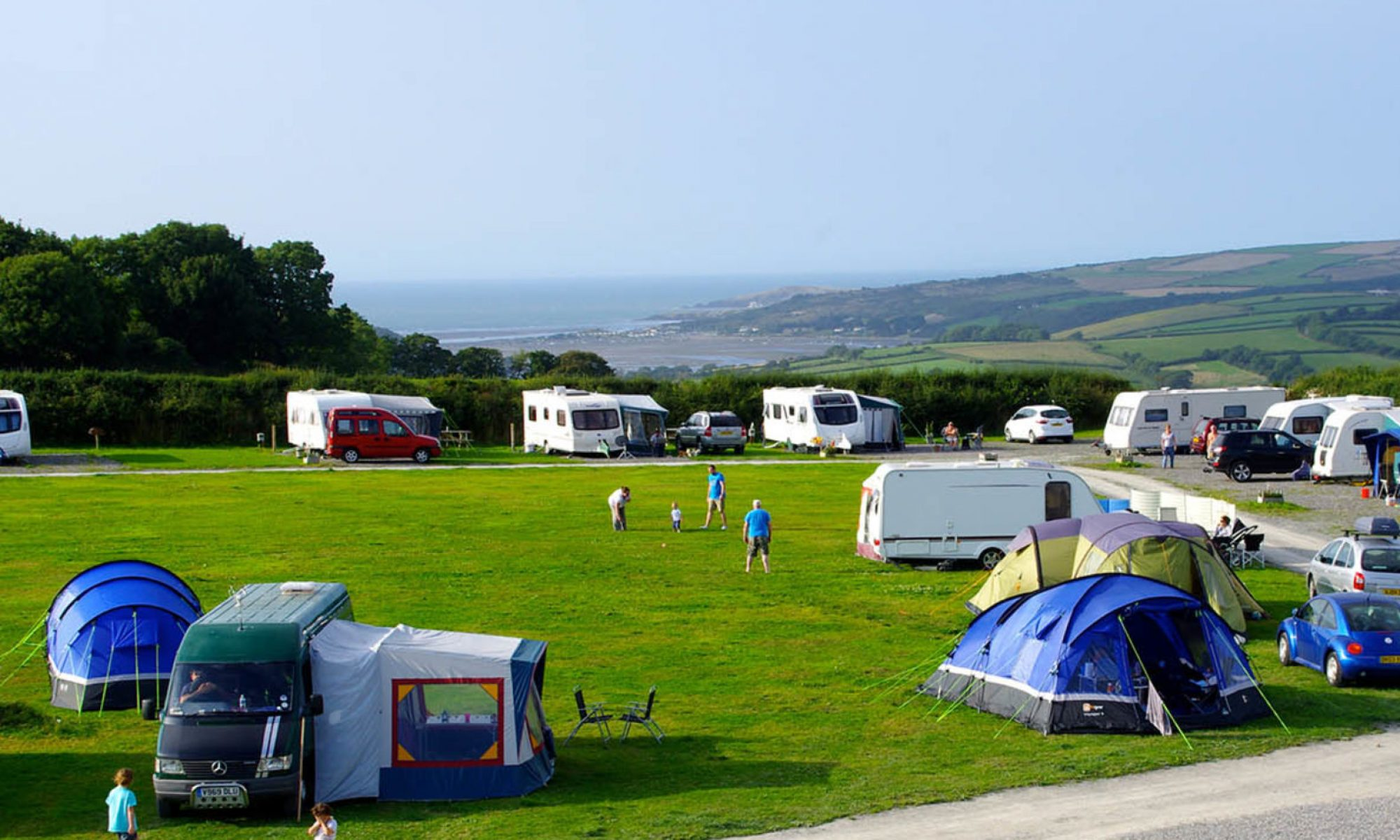 Cardigan Camping and Caravan Site